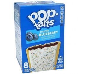 Kellogg's Pop-Tarts Frosted Blueberry 8er (384g)