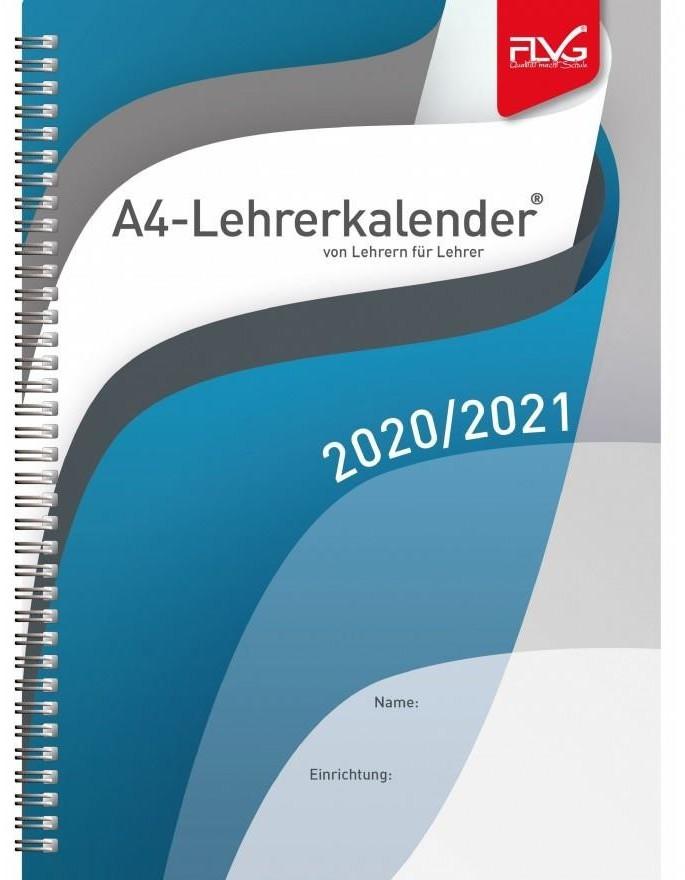 Flvg Lehrerkalender von Lehrern für Lehrer 2020/2021 A4