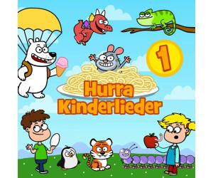 Hurra Kinderlieder - Hurra Kinderlieder 1 (CD)