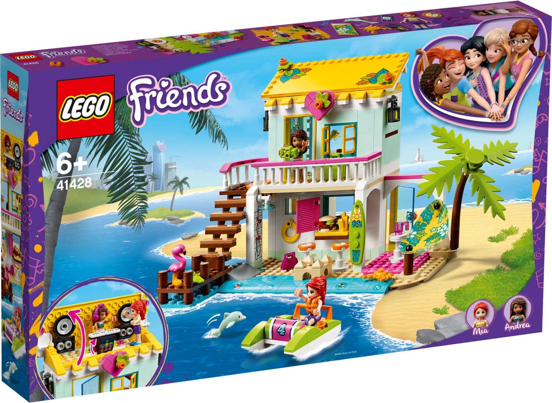 LEGO Friends - La maison sur la plage (41428)