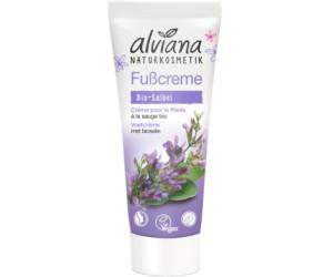Alviana Fußcreme Bio-Salbei (75 ml)