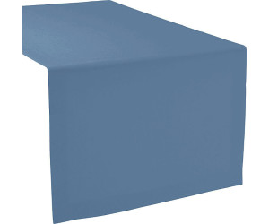 Sander Gala Tischläufer 50 x 140 cm blau