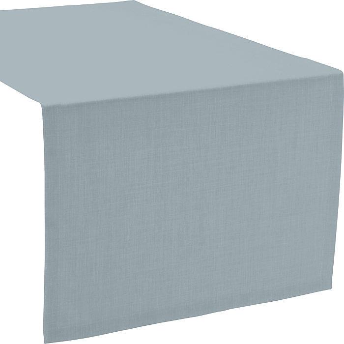 Sander Loft Tischläufer 40 x 100 cm blau