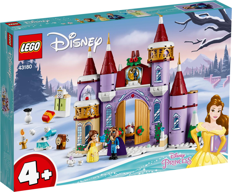 LEGO Disney Princess - La fête d'hiver dans le château de Belle (43180)