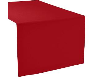 Sander Gala Tischläufer 50 x 140 cm rot
