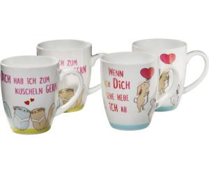 Gepolana Kaffeebecher 4er-Pack (431404)