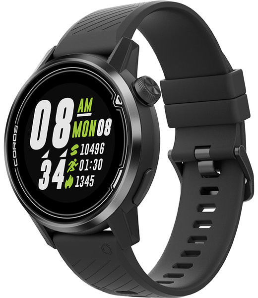 Image of Coros Apex 42mm Black/Grey