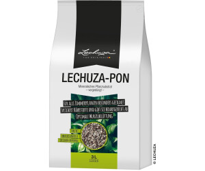 Lechuza Pflanzsubstrat Lechuza Pon 3 Liter