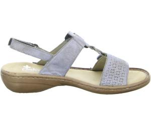 Damen Sandalen, grau, 40