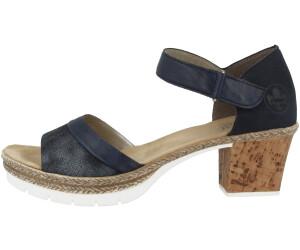 Rieker V29A6 Sandale blau