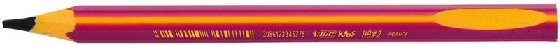 BIC Kids Evolution Schreiblern-Bleistift HB rosa (919263)