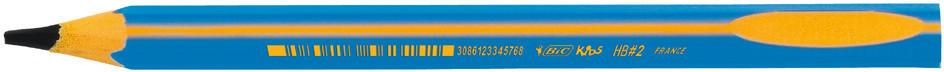 BIC Kids Evolution Schreiblern-Bleistift HB blau (919262)