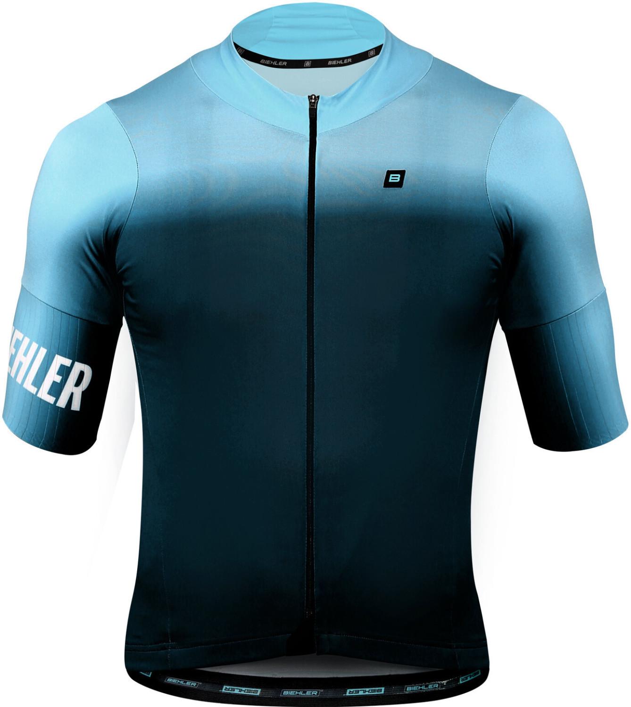 Biehler Dsgn.Lab Essential Trikot Men's gradient blur blue