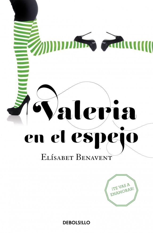 Image of Valeria en el espejo (Saga Valeria 2)(Elísabet Benavent)