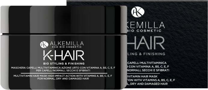 Alkemilla Eco Bio Cosmetic multivitamin hair mask (200 ml)