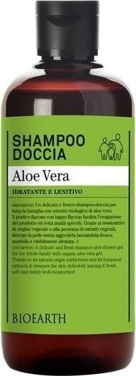 BIOEARTH Family 3in1 Shampoo & Waschgel Aloe Vera (500 ml)