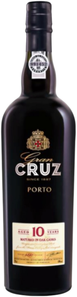 Cruz 10 Year Old Port 0,75l