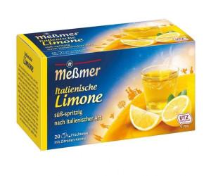 Meßmer Italienische Limone Tee (20 Stk.)