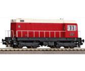 PIKO 59753 Diesellok BR 131 der DR mit Schneepflug Spur H0 Epoche IV