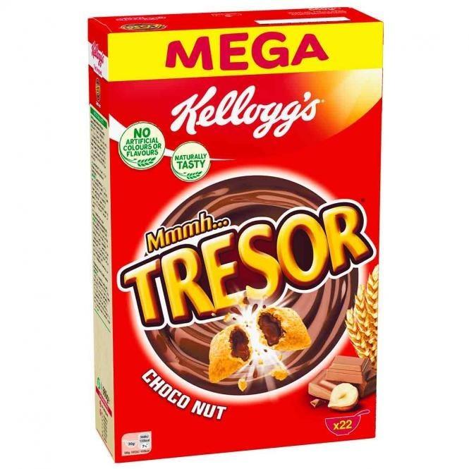 Kellogg's Tresor Choco Nut (660g)