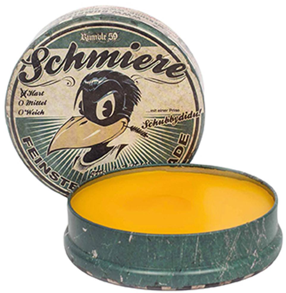 Rumble 59 Schmiere Pomade Hart (140 ml)