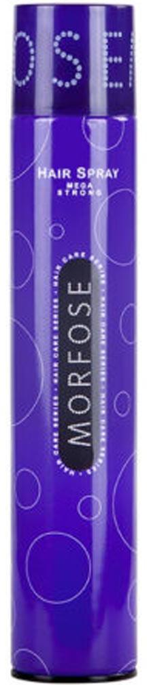 Morfose Hairspray Mega Strong Lila (400 ml)