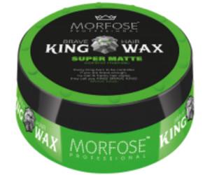Morfose King Wax Grün Super Strong Matte (175 ml)