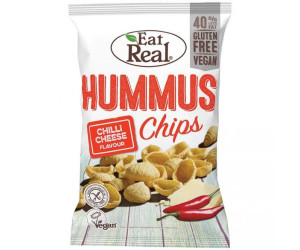 Eat Real Hummus Chips Chilli Cheese (135g)