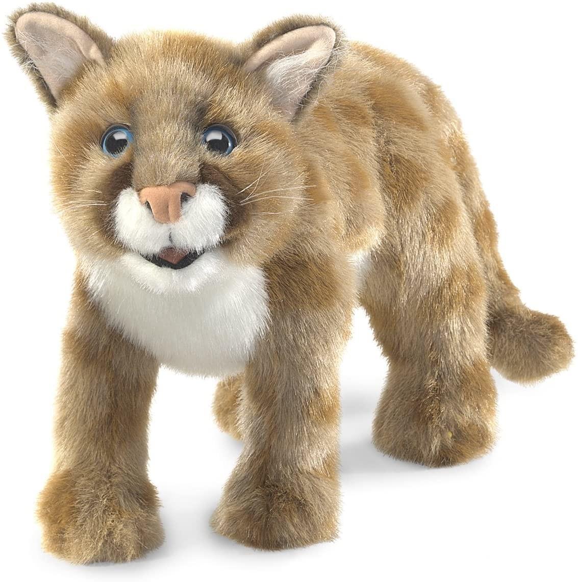 Folkmanis Mountain Lion Cub Puppet