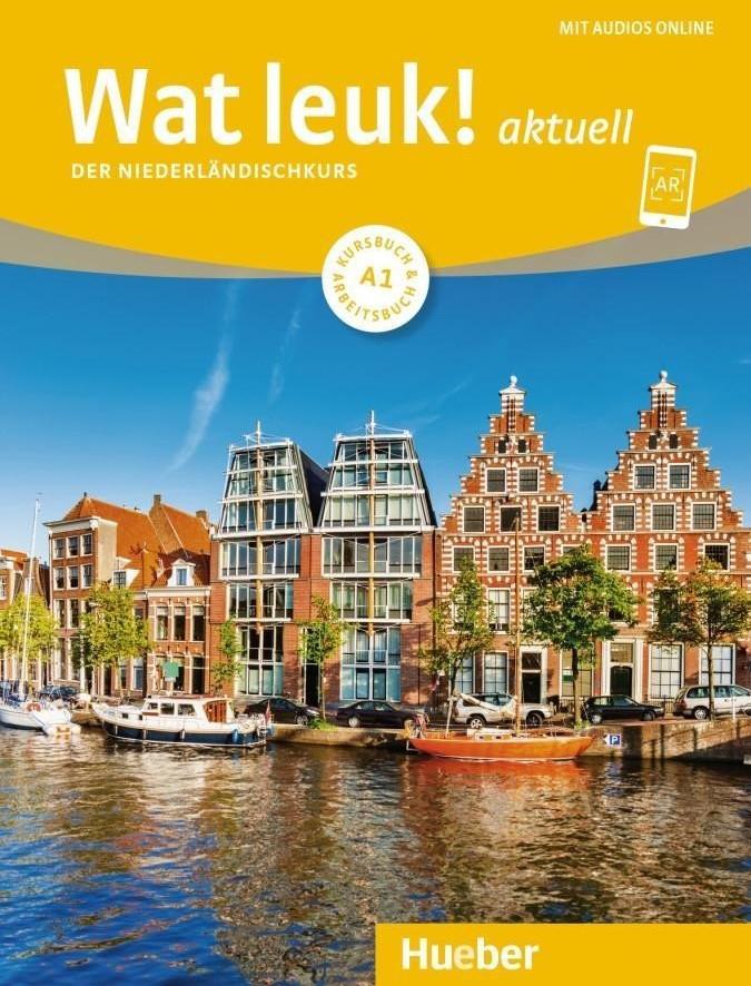 Image of Wat leuk! aktuell A1. Kursbuch und Arbeitsbuch mit Audios online (ISBN: 9783191054601)