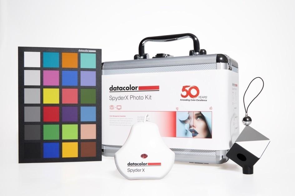 Image of Datacolor SpyderX Photo Kit