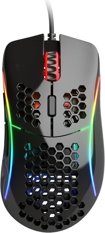 Image of Glorious PC Gaming Race Model D Black glossy