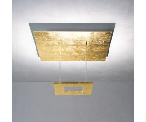 Escale Zen LED Deckenleuchte Dim to Warm 60 x 60 cm