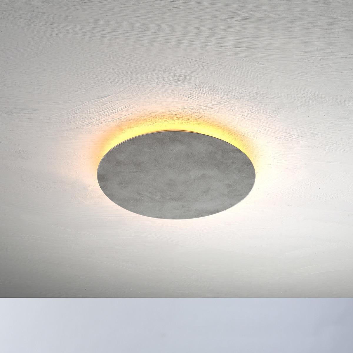 Escale Blade LED Ø 34 cm Betonoptik