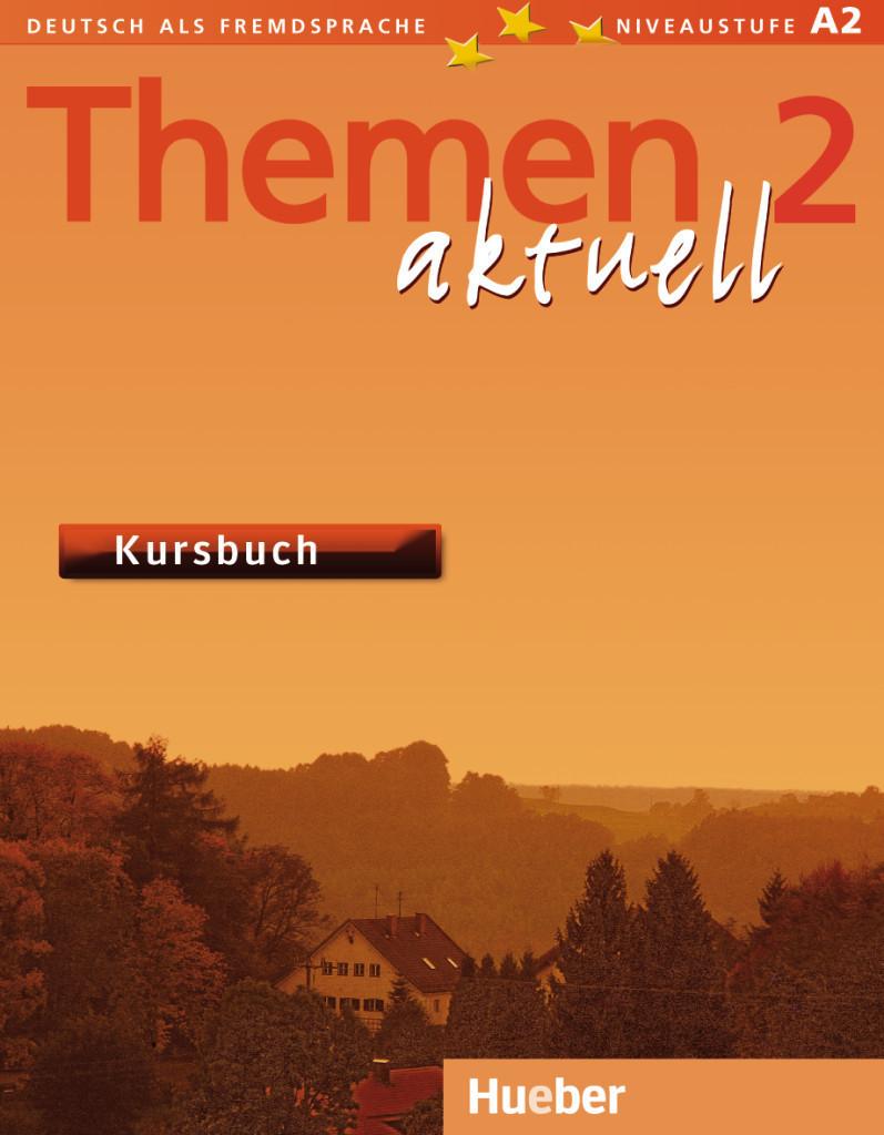 Image of Themen aktuell 2. Kursbuch (ISBN: 9783190016914)