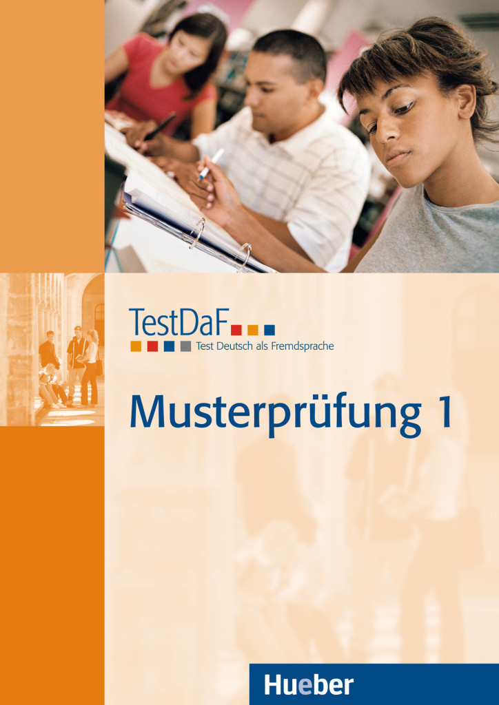 Image of TestDaF Musterprüfung 1 Prüfungsvorbereitung (ISBN: 9783190416998)