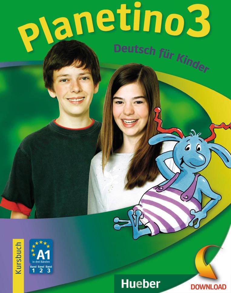 Image of Planetino 3. Kursbuch (ISBN: 9783193015792)