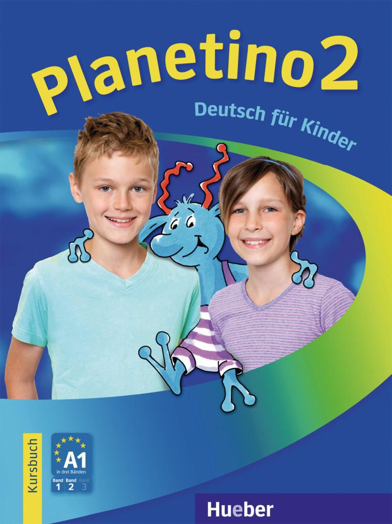 Image of Planetino 2. Kursbuch (ISBN: 9783193015785)