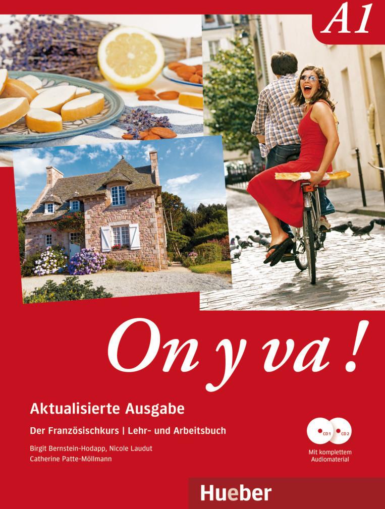 Image of On y va ! A1 Aktualisierte Ausgabe. Lehr- und Arbeitsbuch mit komplettem Audiomaterial (ISBN: 9783191033255)