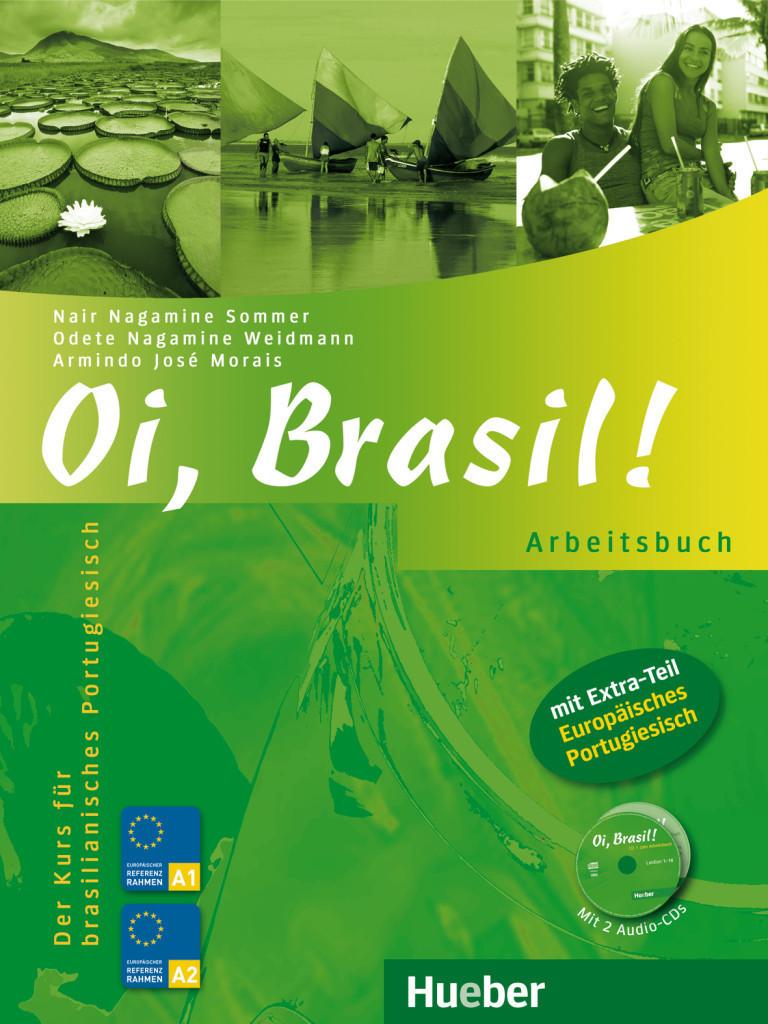 Image of Oi, Brasil! Arbeitsbuch (ISBN: 9783190354207)