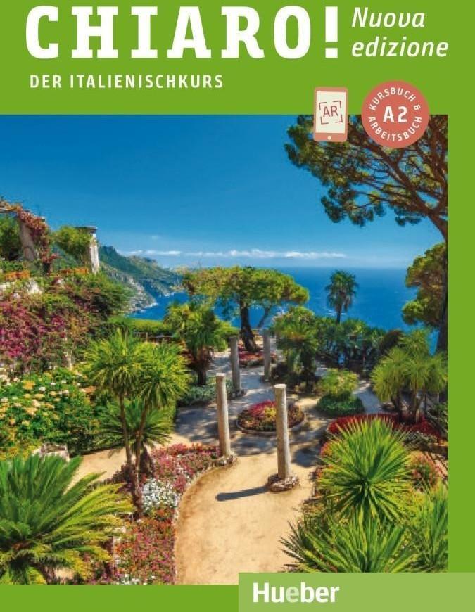 Image of Chiaro! A2 - Nuova edizione. Der Italienischkurs - Kurs- und Arbeitsbuch mit Audios und Videos online (ISBN: 9783192754494)