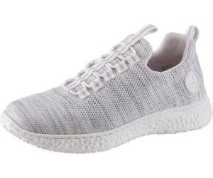 Rieker Low Top Sneaker weißgrau (N4174 81) ab 34,44 Yo1wz