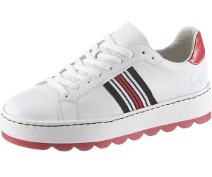 Rieker Low Top Sneaker Damen weiß (N4622 81) ab 39,00