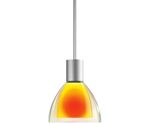 Bruck Duolare Silva Neo Ø11 cm Chrom matt dichroitisch orange gelb (860480mcgy)