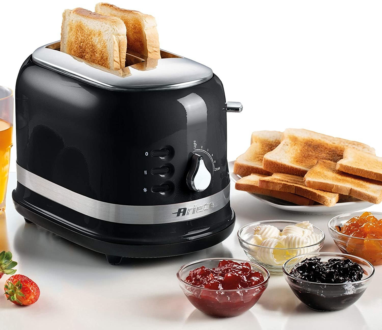 Image of Ariete Ariete Moderna 2-Slice Toaster 0149B