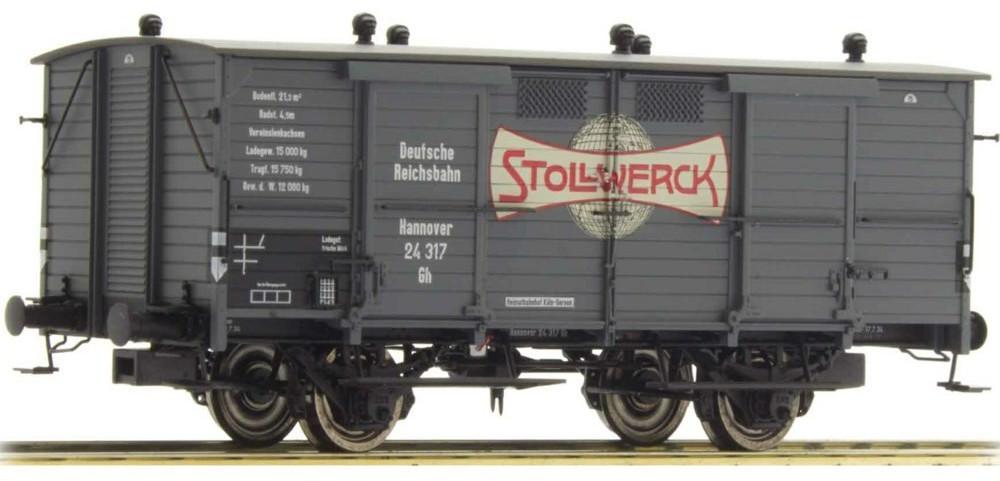 Brawa Güterwagen
