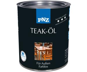 PNZ Teak-Öl 2,5 l farblos