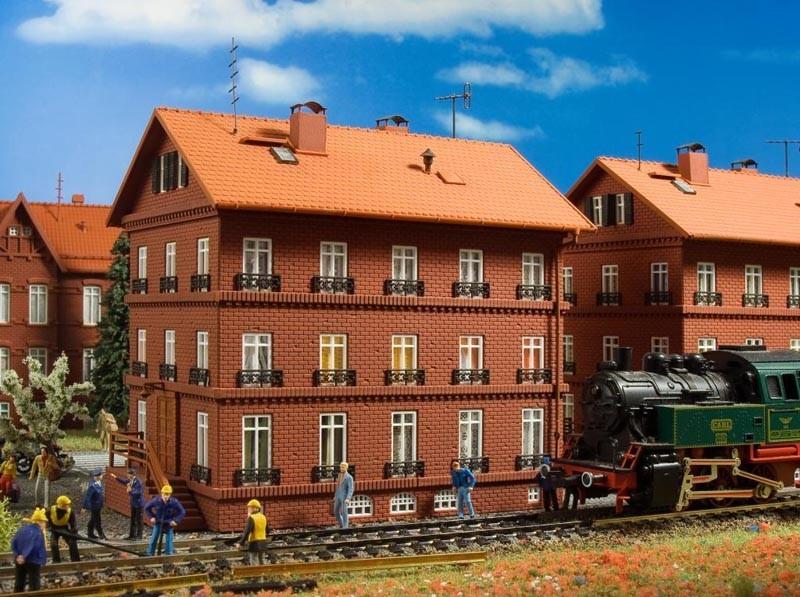 Vollmer Eisenbahner-Wohnhaus (43805)