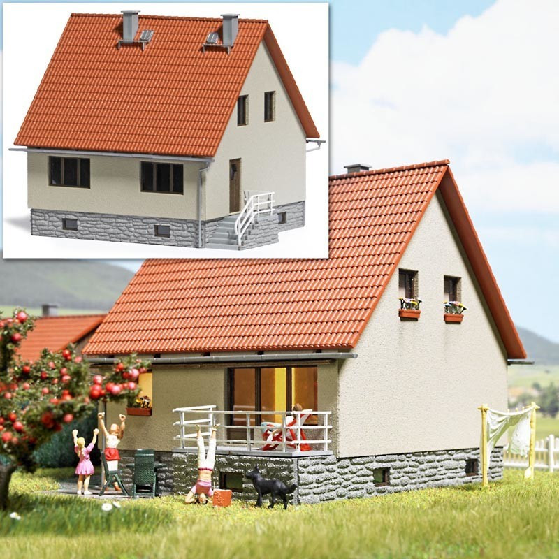 Busch Einfamilienhaus (1449)