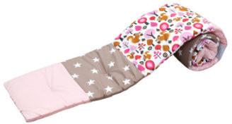 Image of Ullenboom Patchwork Nest for Side Bed sand squirrel
